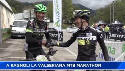 Casnigo, a Ragnoli la Valseriana MTB Marathon