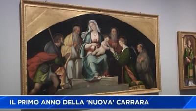'Nuova' Carrara, un anno in numeri