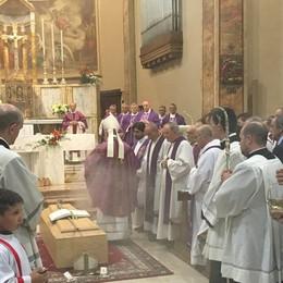 I funerali del cardinale Capovilla