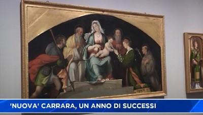 'Nuova' Carrara, un anno di grandi numeri