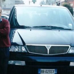 Rubata ad Azzonica l'auto di Mario Massima condivisione in Facebook
