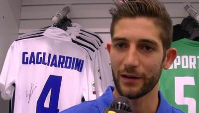 Sportiello e Gagliardini all'Atalanta Store