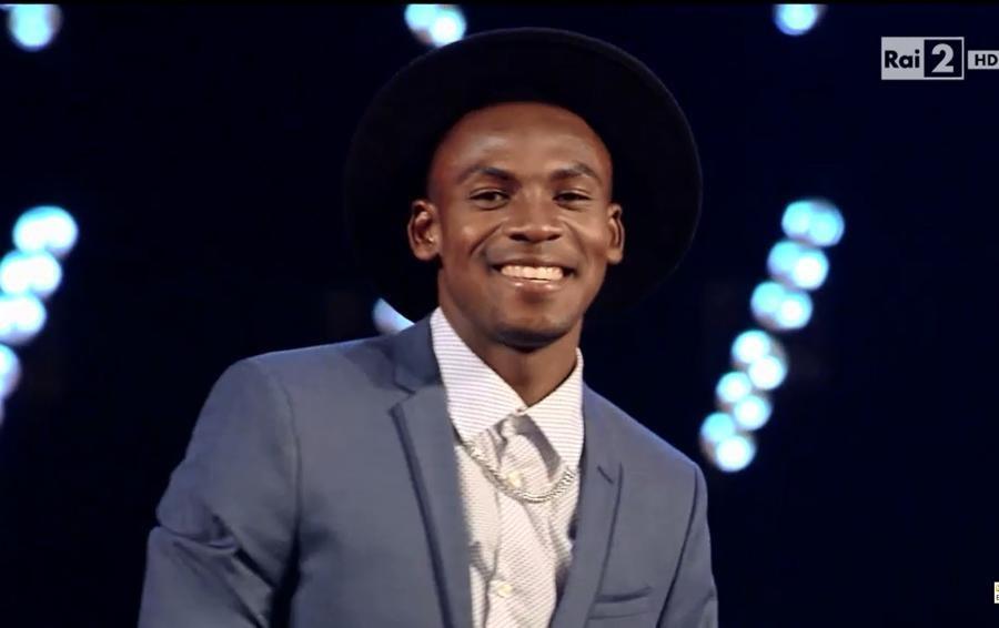 The Voice, bravissimo Charles - video Da Bergamo alla seminifale del talent