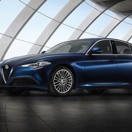 Alfa Romeo Giulia Sono partiti gli ordini
