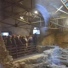 Alla scoperta della Bergamo archeologica Riapre la domus romana in Città Alta