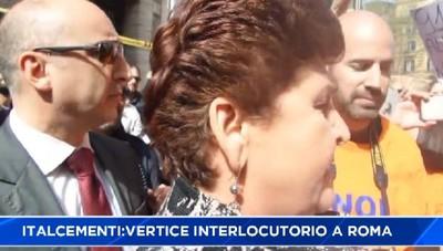 Italcementi: incontro interlocutorio a Roma