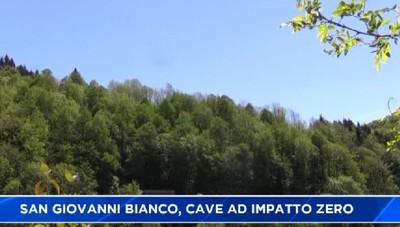 San Giovanni Bianco, le cave di marmo arabescato orobico