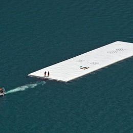 Trenord e «The Floating Piers» Ora online i biglietti scontati