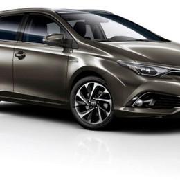 Toyota Auris 2016 Performance rinnovate