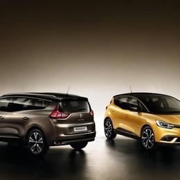 Renault Grand Scenic arriva entro fine anno