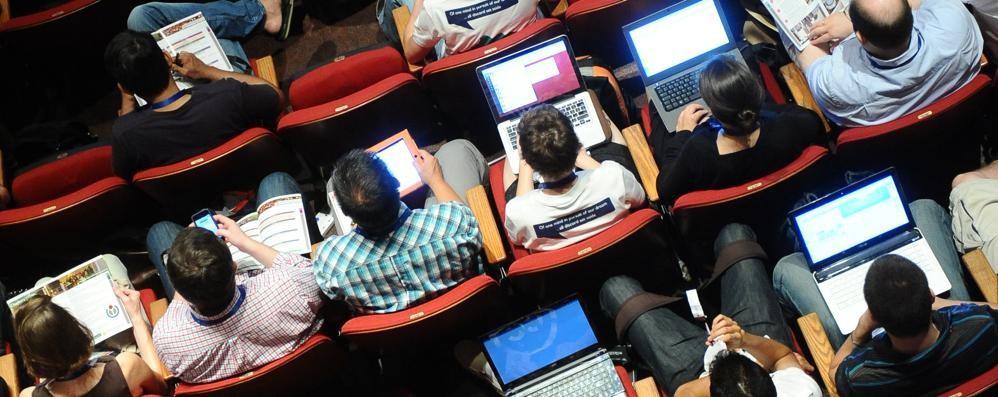 Quale futuro per Wikipedia? Si discute Alla conferenza c'è Cristian da Cisano