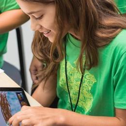 Tornano i campi estivi della Apple Per i ragazzi. E anche per i genitori