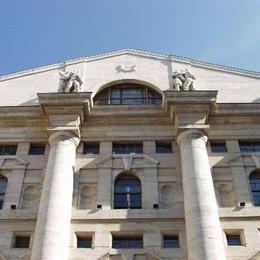 Piazza Affari mai così male Banche a -20%, salva Italcementi