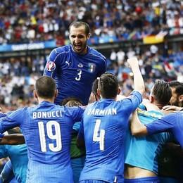 Fantastica Italia, battuti i campioni  Conte: straordinari. Sabato la Germania