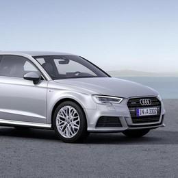 Nuova Audi A3 E S3 Sfida nel segmento C