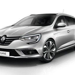 Renault Megane Sporter Si parte da 19.900 euro