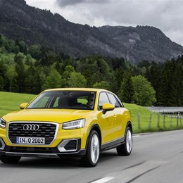 Arriva Audi Q2 È già in prevendita