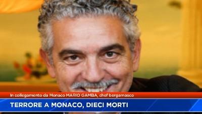 Chef bergamsaco a Monaco: La moglie di un mio dipendente era nel centro commerciale della strage