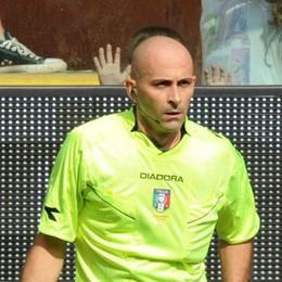 In Champions un pezzo di Bergamo  Il 27 debutta il 1° guardalinee orobico
