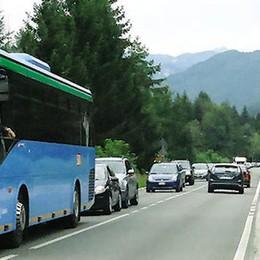Clusone-Albino, corsa fasulla?  «Alle 15 due bus ma sono vuoti»