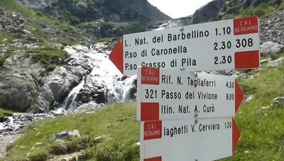 Il fascino della Val Cerviera