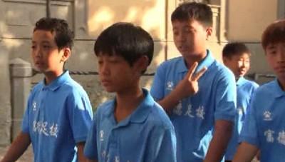 Calciatori dello Yanbian in Provincia. Ambasciatori dei rapporto fra Bergamo e la Cina