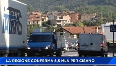 Variante di Cisano: confermati i 5 mln della Regione