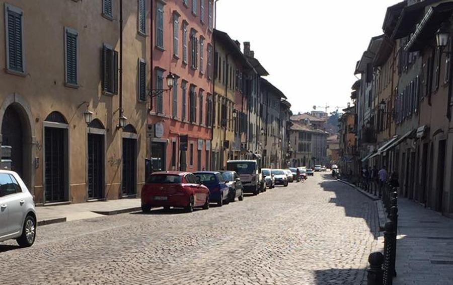 Borgo Santa Caterina riaperta Lavori finiti, venerdì festa del borgo