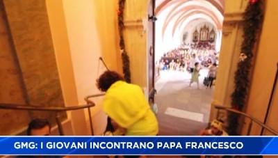 GMG: oggi l'incontro con Papa Francesco