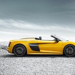 Audi R8 Spyder V10 Via alla prevendita