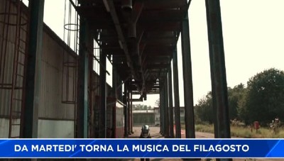 Da martedì torna la musica free del Filagosto