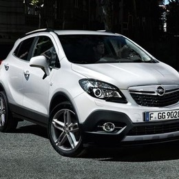 Nuova Opel Mokka X  si rinnova ancora
