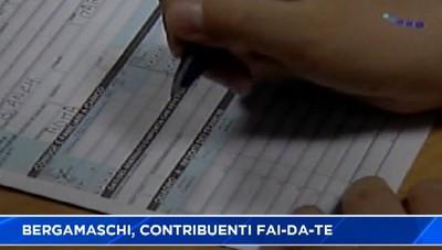 Fisco, i bergamaschi settimi in Italia per il 730 precompilato