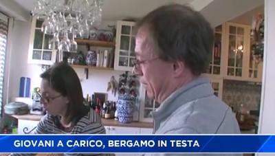Giovani ancora a casa, Bergamo prima tra le lombarde