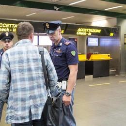 Prima le vacanze, poi l'arresto Brutta sorpresa a Orio per un 38enne