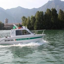 Dopo Floating Piers pochi controlli sul lago «Troppi tagli alla Polizia provinciale»