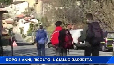Albano, la tragica soluzione del «giallo Barbetta»