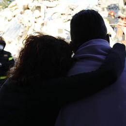 Caritas, prosegue la raccolta fondi Per il sisma le offerte dei bergamaschi