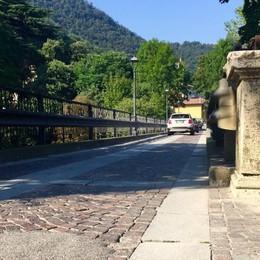 Chiude il ponte di Clanezzo Da lunedì via al cantiere