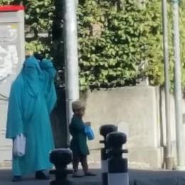 Alla Malpensata spuntano i burqa  La lettera di protesta: «E i vigili?»