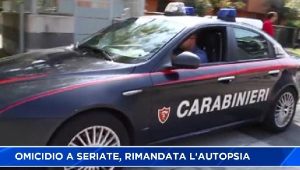 Omicidio Seriate, domani l'autopsia sul corpo della 63enne uccisa con una coltellata