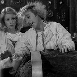 Un grande in Frankenstein Junior Il cinema piange Gene Wilder  - video