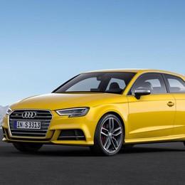 Per la sportiva Audi S3 inizia la prevendita
