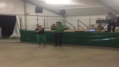 Salvini balla «Andiamo a Comandare»