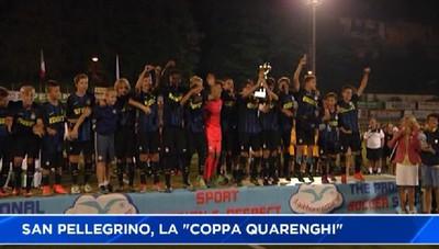 San Pellegrino Terme, l'Inter vince la Coppa Quarenghi 2016