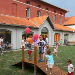 Clusone incantata dalla nuova scuola Il sindaco: «Un'opera fatta col cuore»