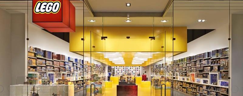Apre il nuovo Lego Store a Oriocenter Taglio del nastro il 15 settembre
