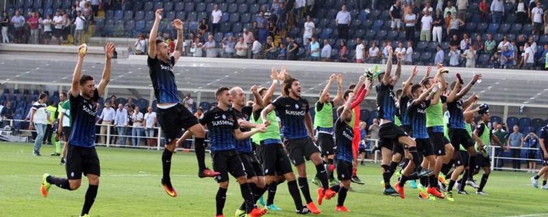 Rivivi la vittoria dell'Atalanta – Video Prima gioia per i tifosi, anche sui social