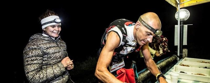 Estenuante corsa da 330 km in montagna L'impresa del bergamasco Bosatelli