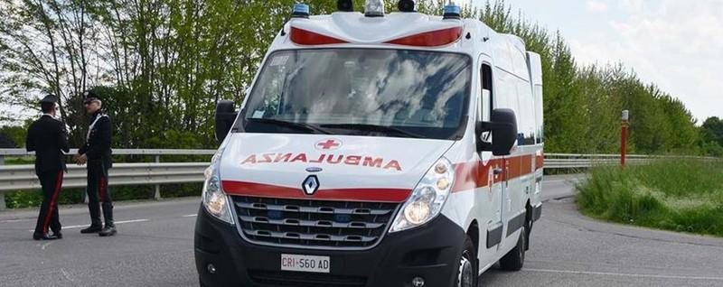 Travolto in bicicletta mentre attraversa Grave 75enne, ricoverato a Bergamo